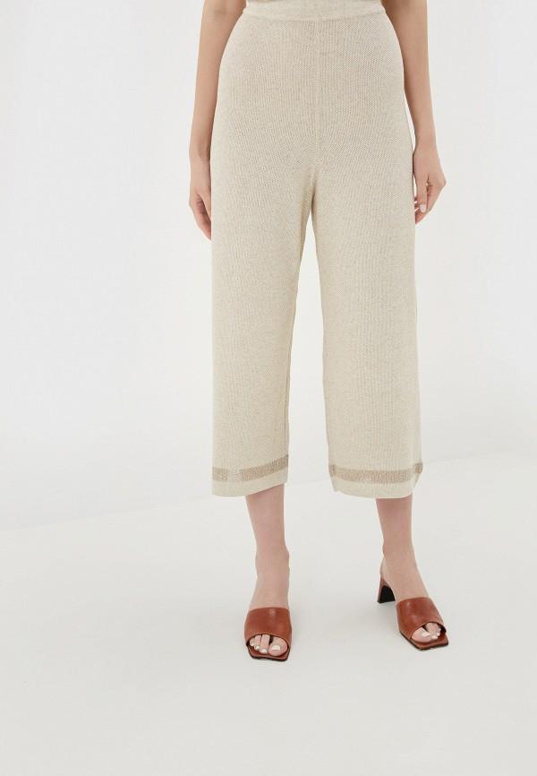 женские брюки river island, бежевые