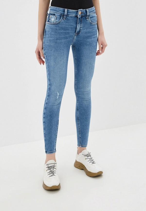 Купить женские джинсы River Island голубого цвета