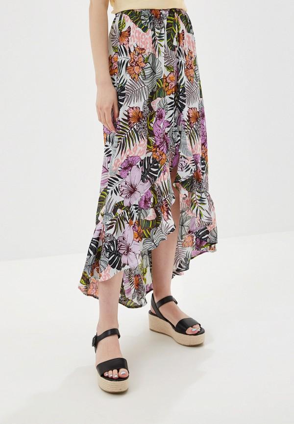 женская юбка river island, разноцветная