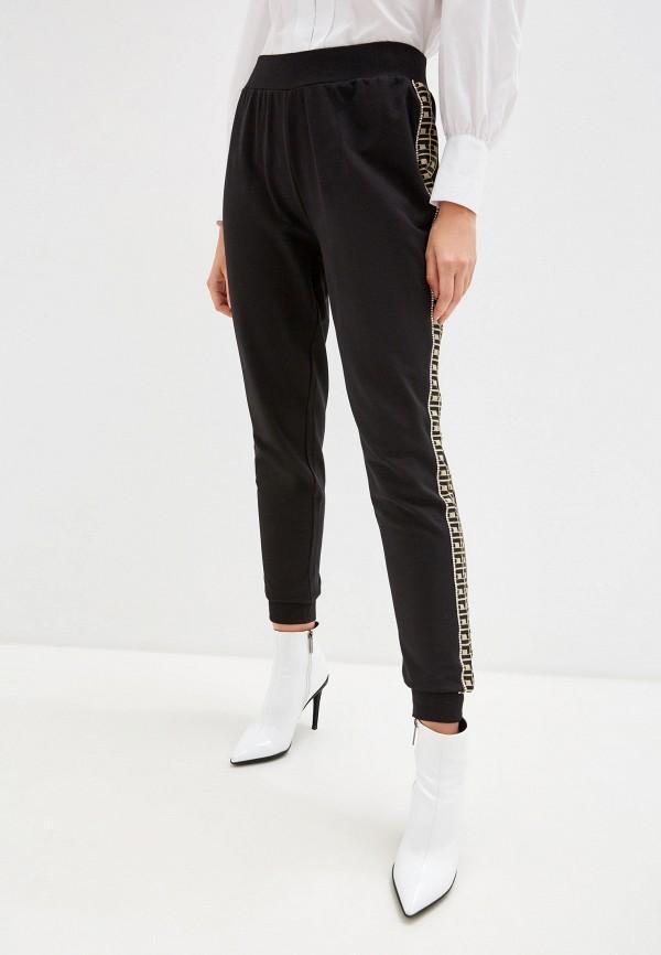 женские спортивные брюки river island, черные