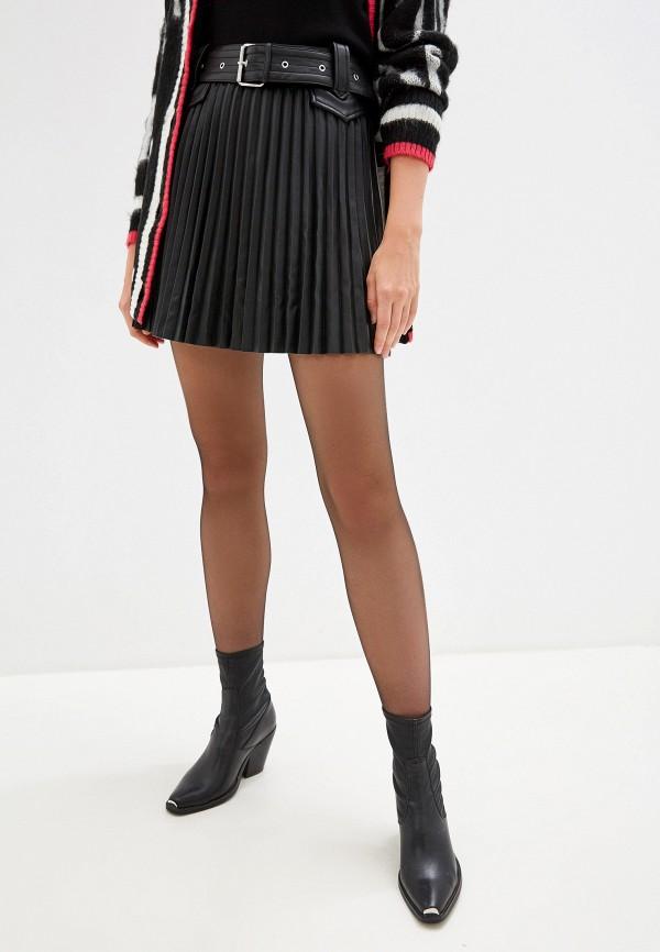 юбка юбка river island, черная