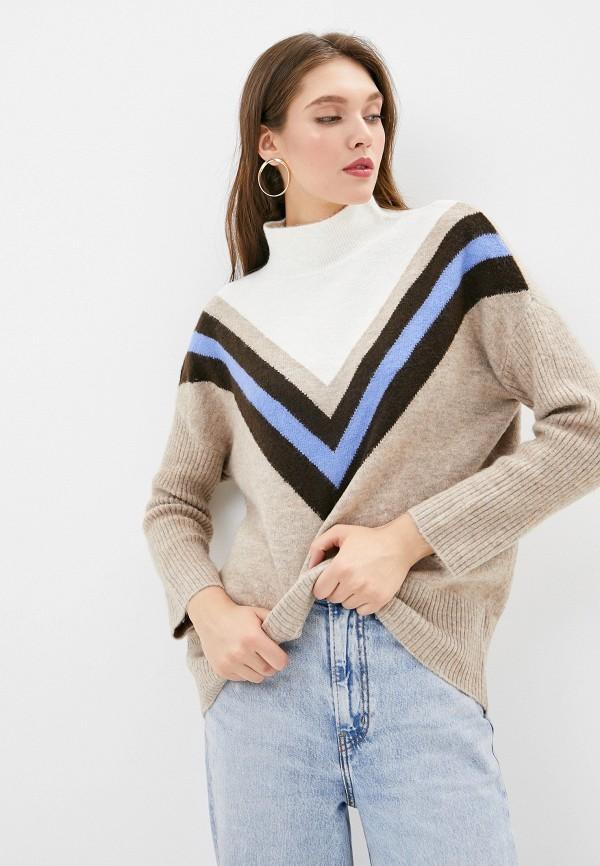 женский свитер river island, бежевый