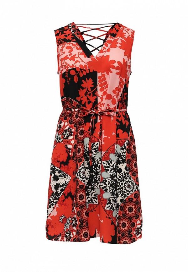 женское повседневные платье river island, разноцветное