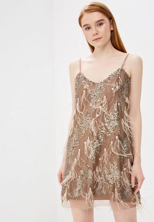Платье Rinascimento Rinascimento RI005EWANKV9 rinascimento платье rinascimento cfc0013609002 2buy коричневый l