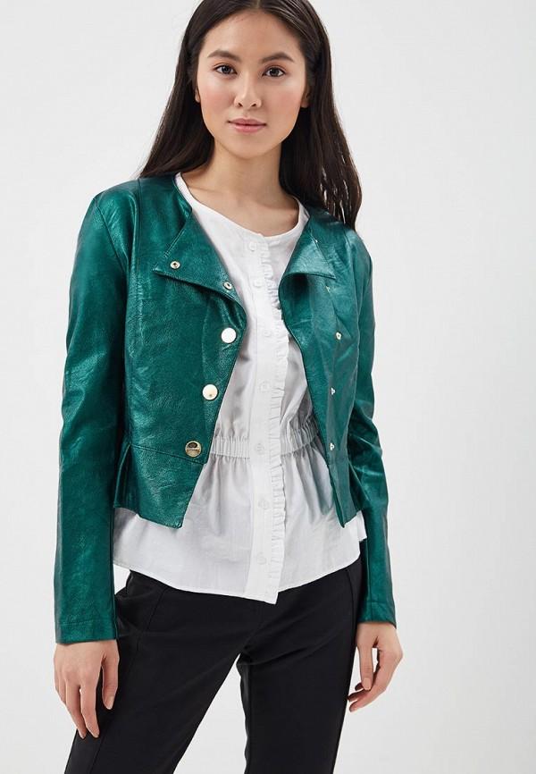 купить Куртка кожаная Rinascimento Rinascimento RI005EWAWMI2 по цене 5330 рублей