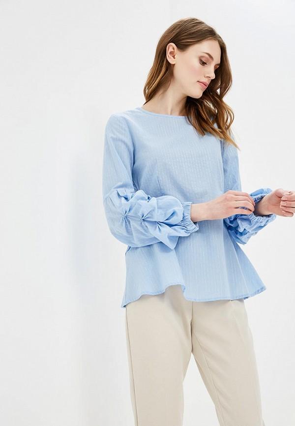 Купить женскую блузку Rinascimento голубого цвета