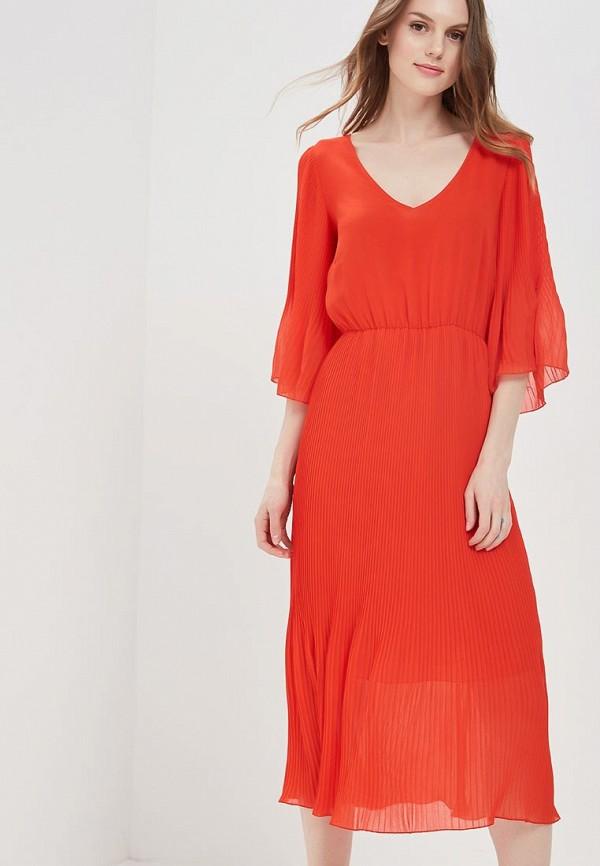 Купить женское платье Rinascimento красного цвета