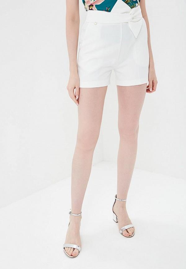 женские шорты rinascimento, белые