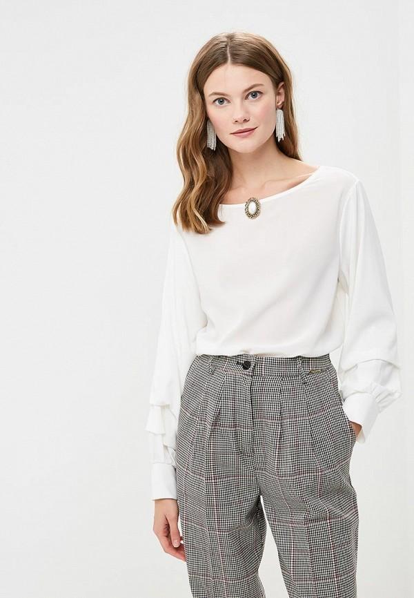 Купить Блуза Rinascimento, RI005EWCCEX2, белый, Осень-зима 2018/2019