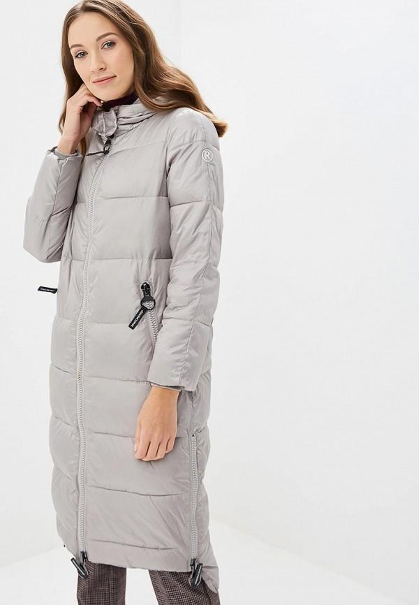 женская куртка rinascimento, серая