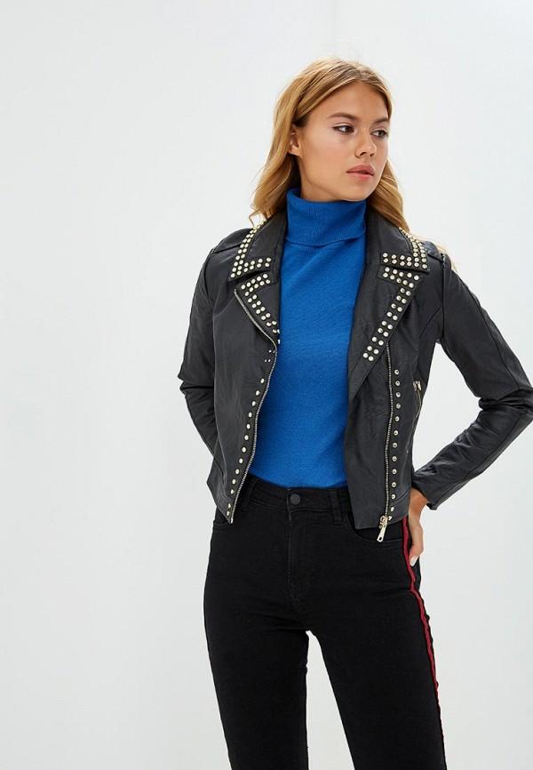Куртка кожаная Rinascimento Rinascimento RI005EWCCFD2