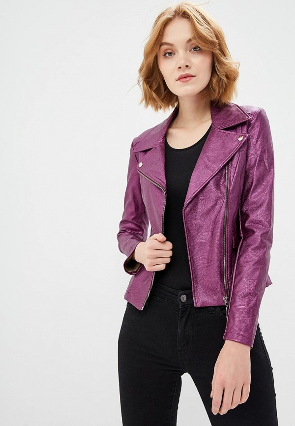 Куртка кожаная Rinascimento Rinascimento RI005EWCCFH1