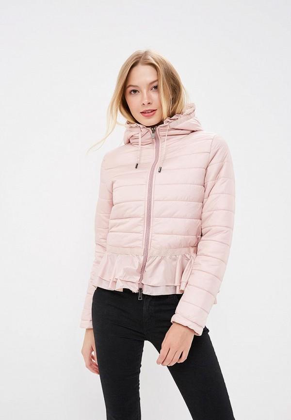 Купить Куртка утепленная Rinascimento, RI005EWCCFR4, розовый, Осень-зима 2018/2019