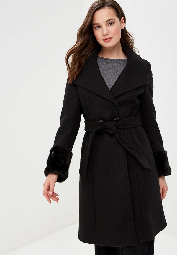 женское пальто rinascimento, синее