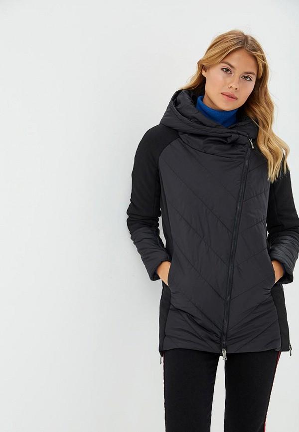 Купить Куртка утепленная Rinascimento, RI005EWCCFZ4, черный, Осень-зима 2018/2019