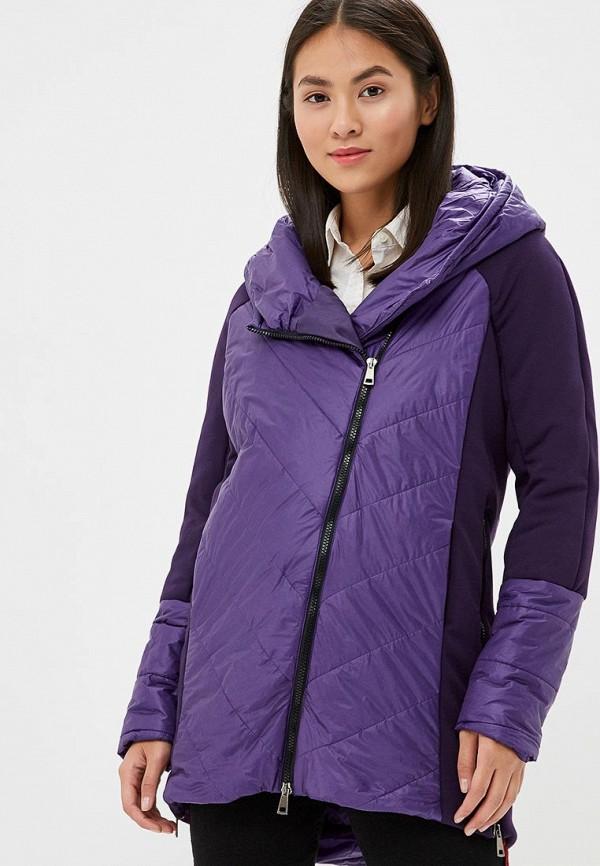 Купить Куртка утепленная Rinascimento, RI005EWCCFZ5, фиолетовый, Осень-зима 2018/2019