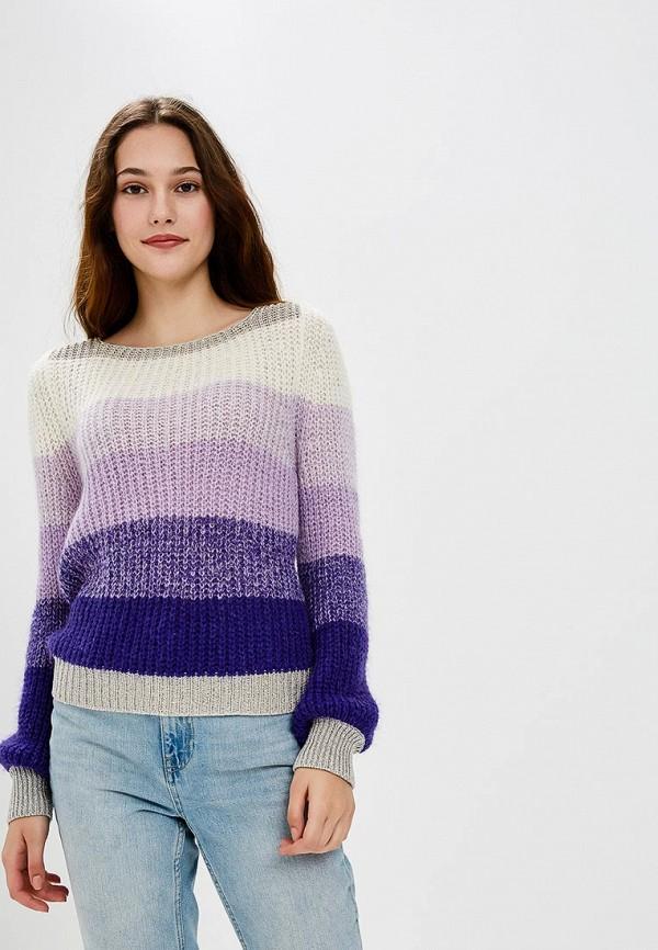Купить Джемпер Rinascimento, ri005ewccgg6, фиолетовый, Осень-зима 2018/2019