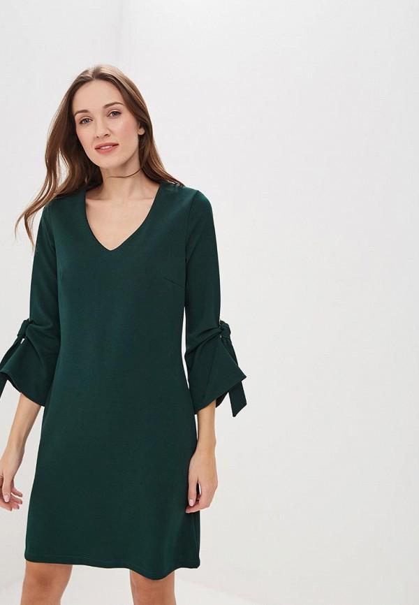 женское повседневные платье rinascimento, зеленое