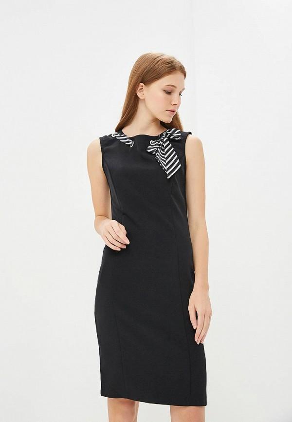 Купить женское платье Rinascimento черного цвета