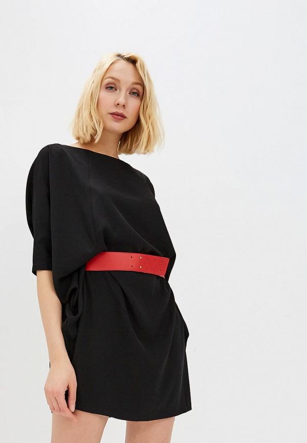 Фото - женское платье Rinascimento черного цвета