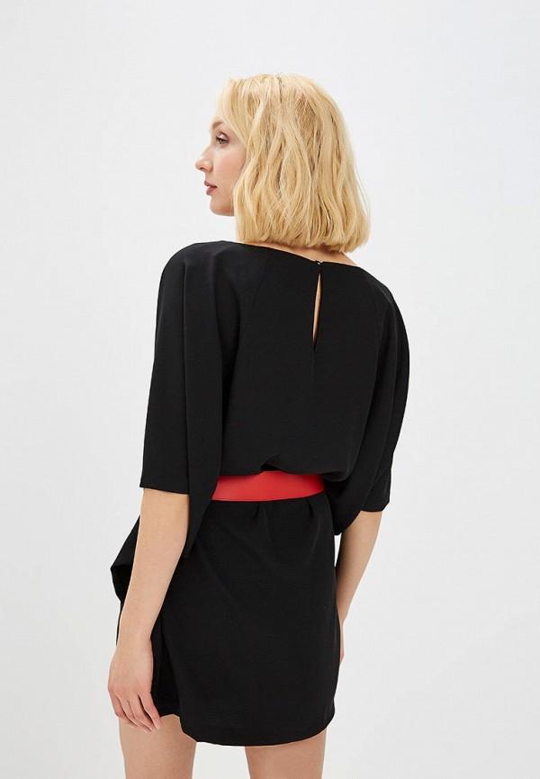 Фото 3 - женское платье Rinascimento черного цвета
