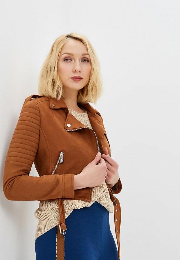 Куртка кожаная Rinascimento Rinascimento RI005EWEDWL2