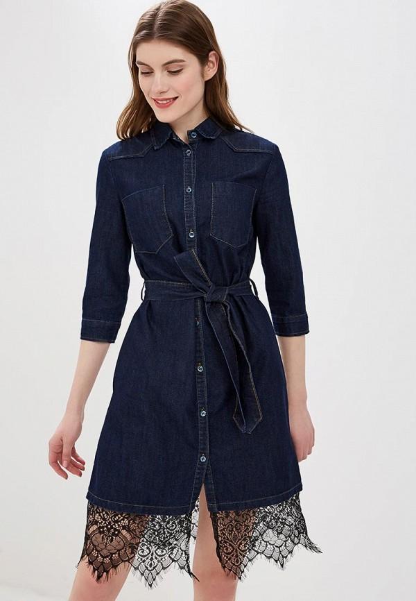 Платье джинсовое Rinascimento Rinascimento RI005EWEDWM2