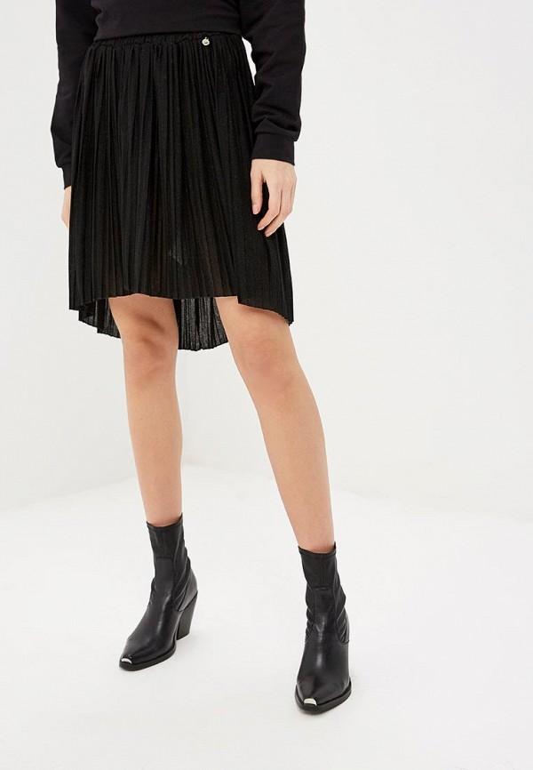 Фото - женскую юбку Rinascimento черного цвета