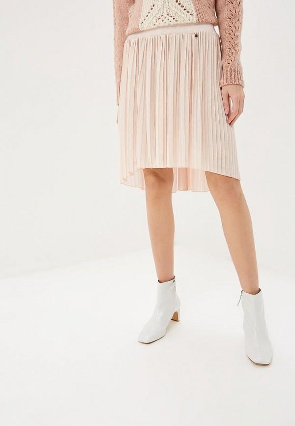 Фото - женскую юбку Rinascimento розового цвета