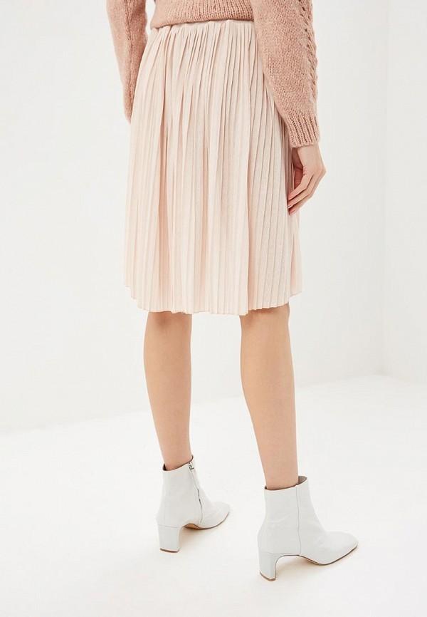 Фото 3 - женскую юбку Rinascimento розового цвета