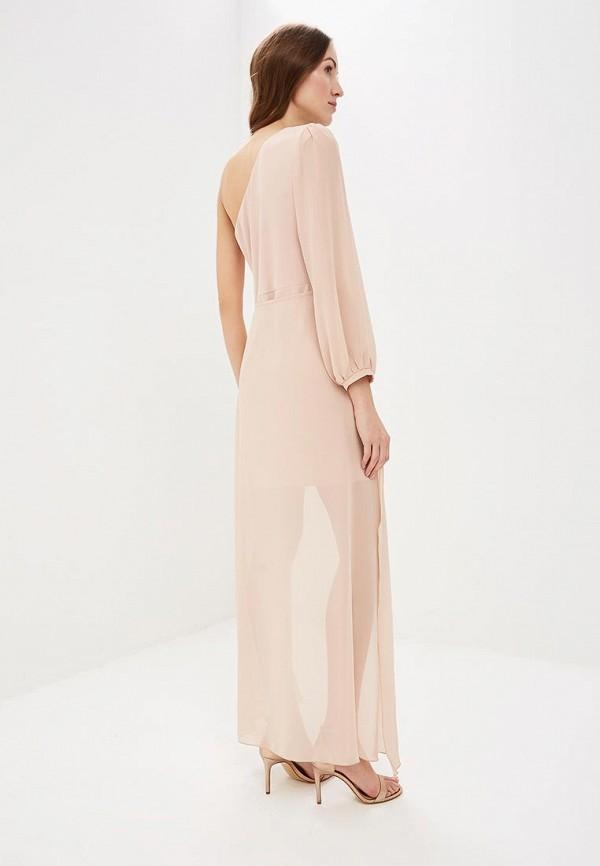 Фото 3 - женские брюки Rinascimento розового цвета