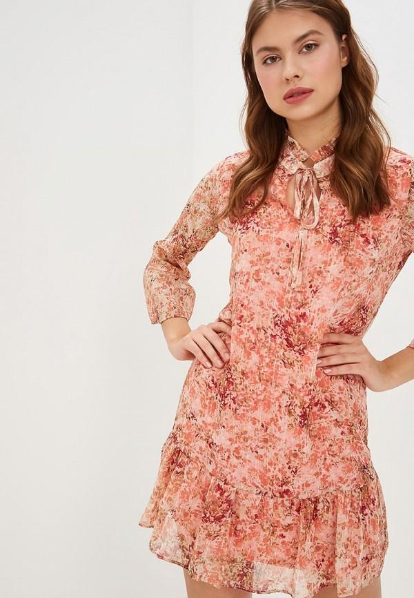 женское повседневные платье rinascimento, оранжевое