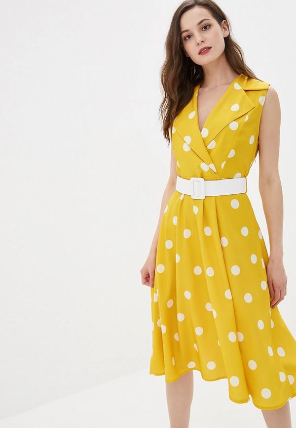 Платье Rinascimento Rinascimento RI005EWFDKF7 цена 2017