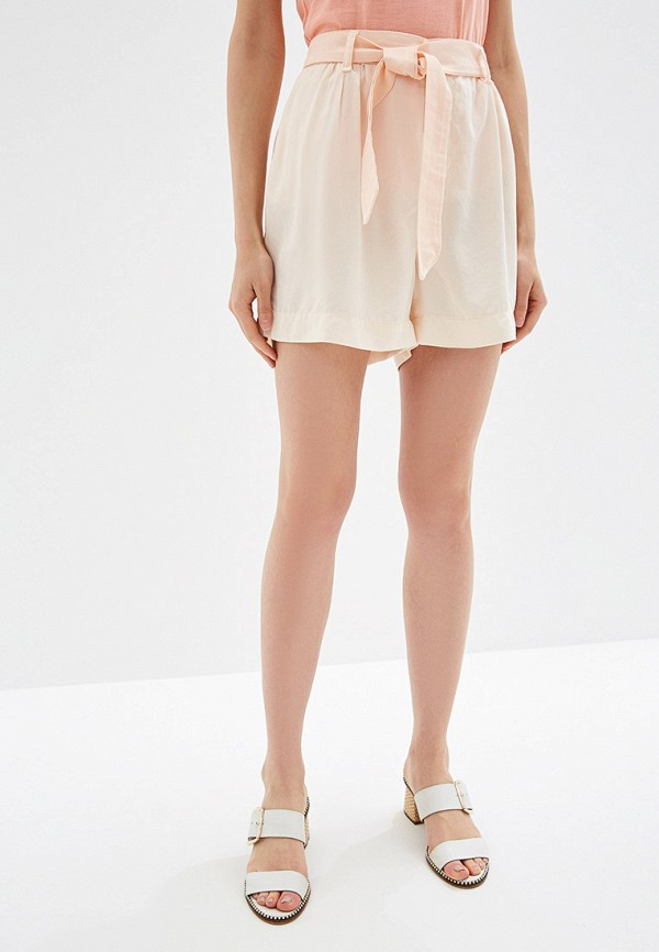 Фото - женские шорты Rinascimento розового цвета