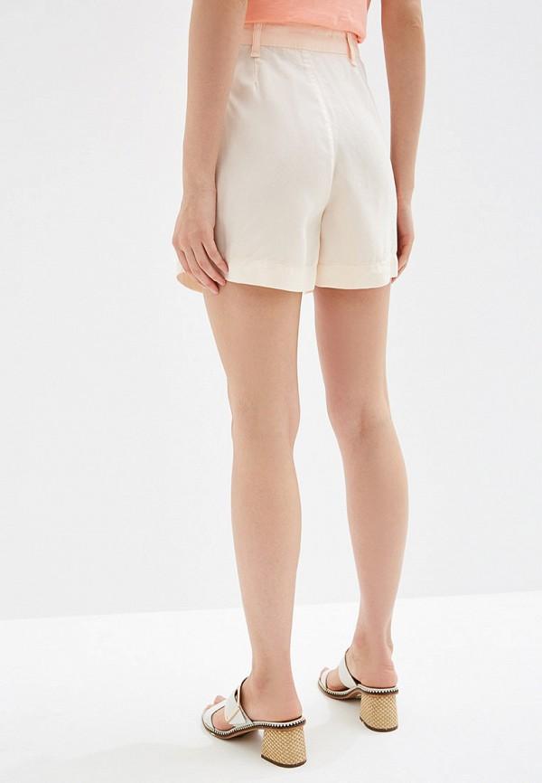 Фото 3 - женские шорты Rinascimento розового цвета