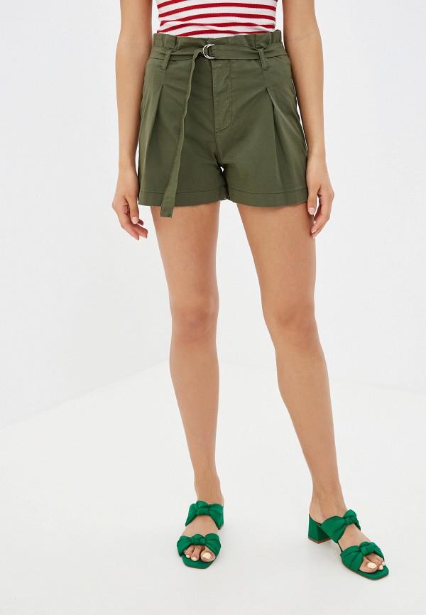 Купить женские шорты Rinascimento цвета хаки