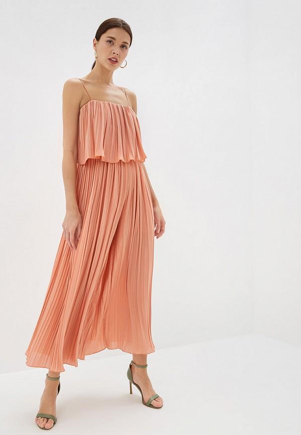 женский комбинезон rinascimento, розовый