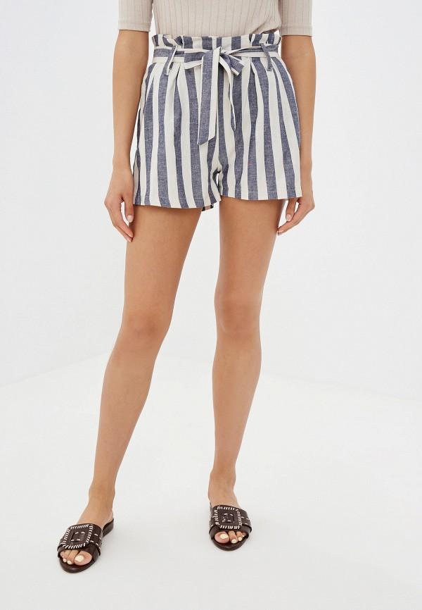 женские шорты rinascimento, синие