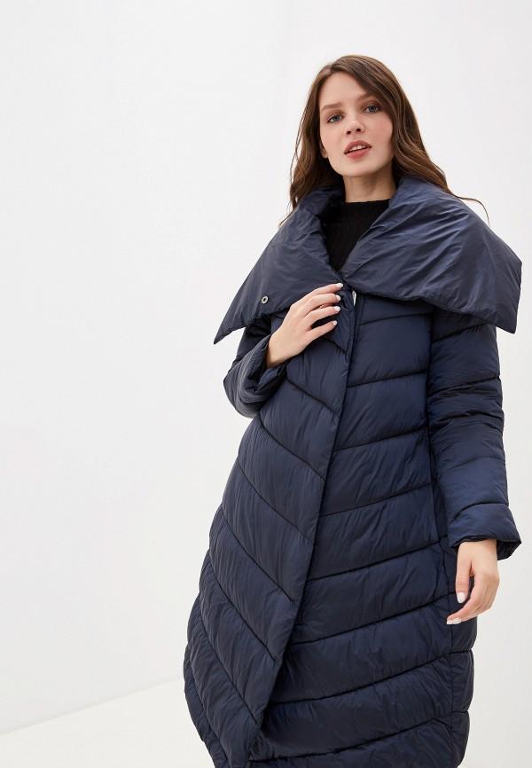 женская куртка rinascimento, синяя