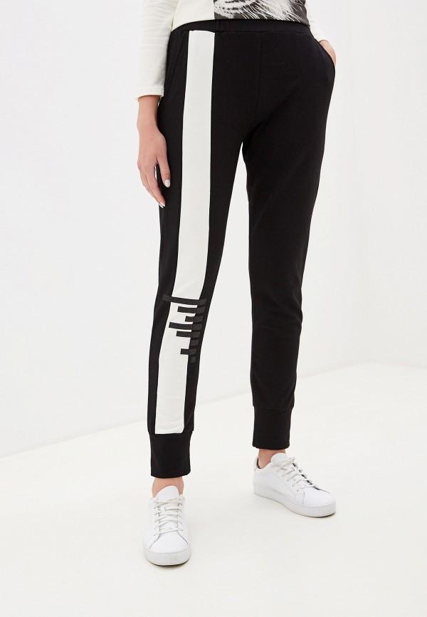 женские спортивные спортивные брюки rinascimento, черные