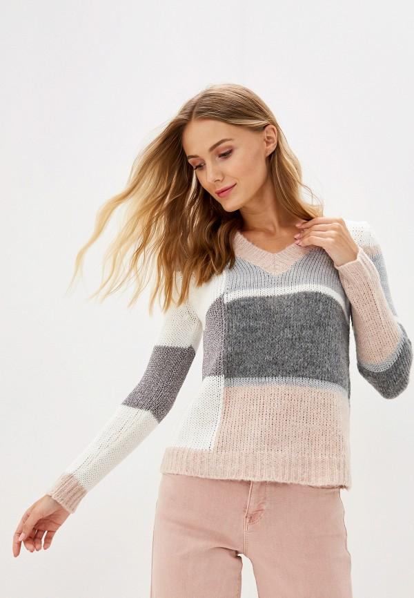женский пуловер rinascimento, разноцветный