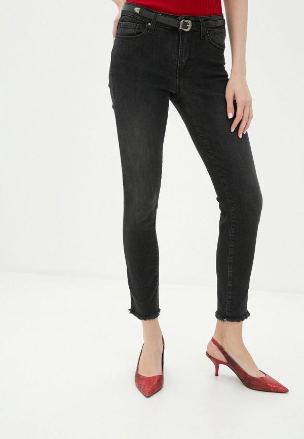 женские джинсы скинни rinascimento, серые