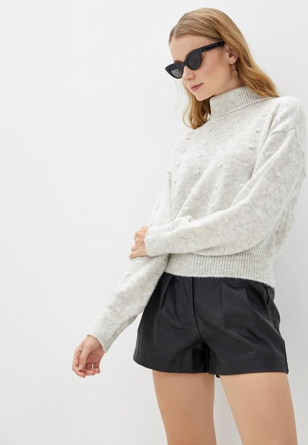 женский свитер rinascimento, серый