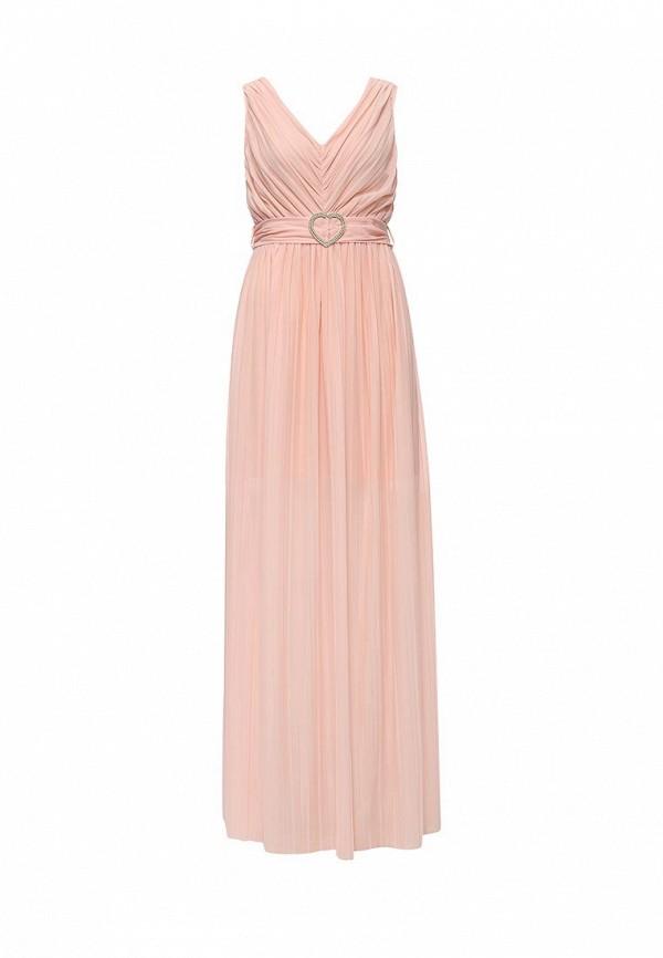 Купить Платье Rinascimento, ri005ewhrd51, розовый, Весна-лето 2016