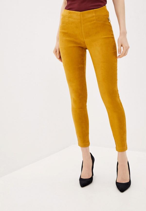 женские леггинсы rinascimento, желтые