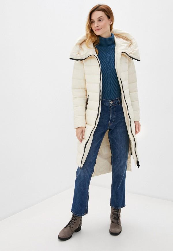 женская куртка rinascimento, бежевая