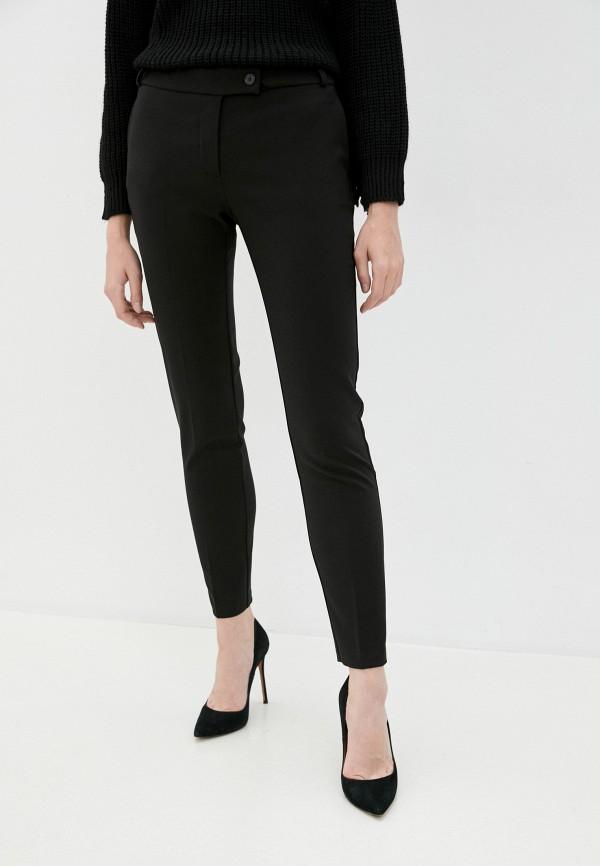 женские классические брюки rinascimento, черные