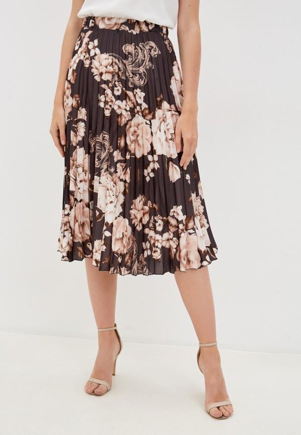 женская юбка rinascimento, черная