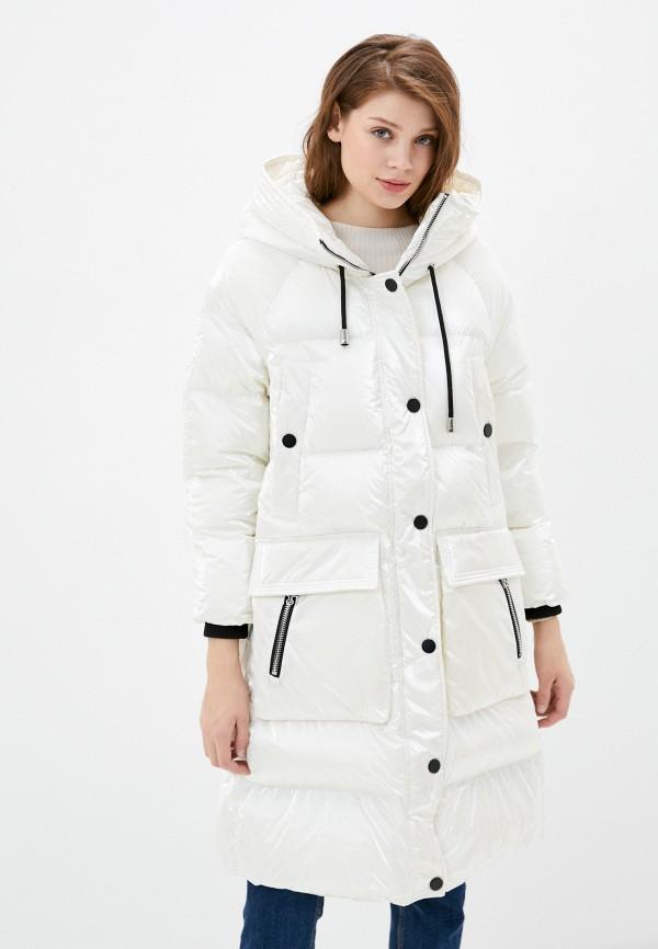 женская куртка rinascimento, белая