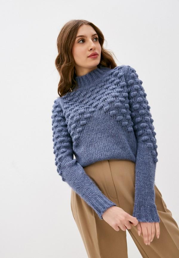женский свитер rinascimento, синий